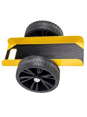 Plattenkarre zum rückenschonenden Transport von Platten in Stärken bis 170 mm