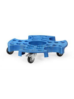 Reifenroller für 4 Komplett-Räder oder 8 Reifen bis 700 mm Durchmesser (SUV)