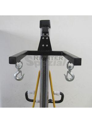 Lasthaken-Aufnahme, optional für Minilifter