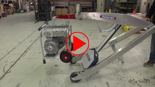 sehr detailliertes Video zum Aufbau und zur Handhabung des Elektrolifters