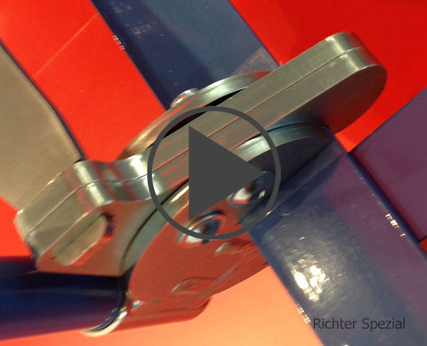 Demonstrations-Video Bügel ein- und ausklinken