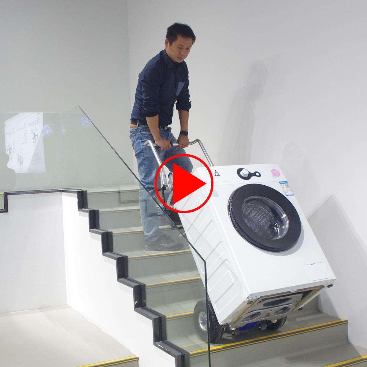Anwendungsvideo des Treppensteigers