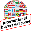 International buyers welcome